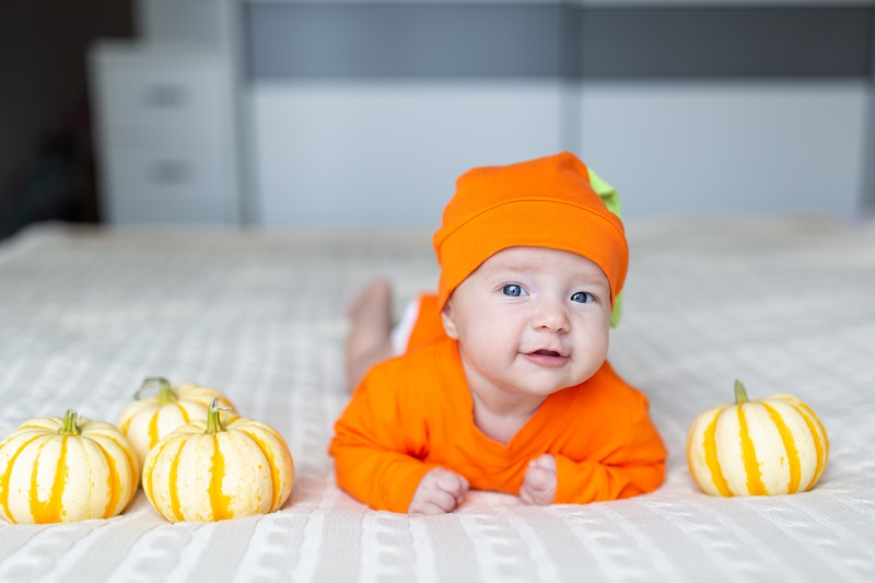 коліки у немовлят